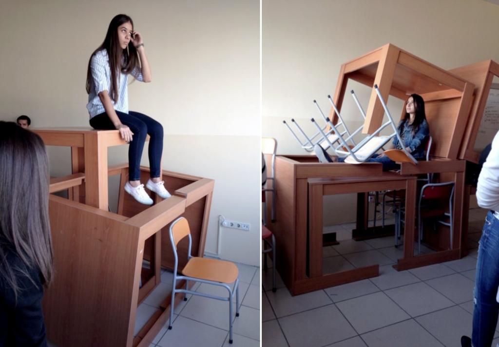 Architecture of Tables / Masa Mimarligi
